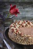 Gâteau fait maison de Kiev Photo stock