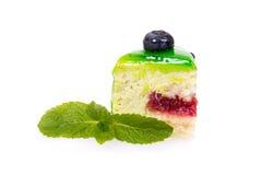 Gâteau frais Photos libres de droits
