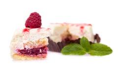 Gâteau frais Images libres de droits