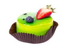 Gâteau frais Image stock