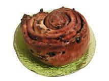Gâteau lardeux Photographie stock libre de droits
