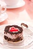 Gâteau mousseline Photos stock