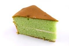 Gâteau mousseline Photo libre de droits