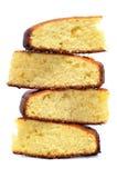 Gâteau mousseline Image stock