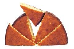 Gâteau mousseline Images stock