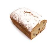 Gâteau rectangulaire Photos libres de droits