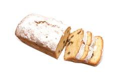 Gâteau rectangulaire Images libres de droits