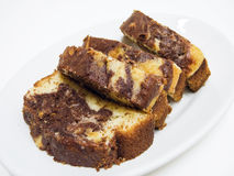 Gâteau varié de plomb. Images stock