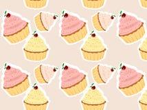 Gâteaux Photographie stock