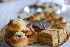 Gâteaux Images stock