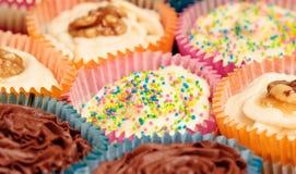 Gâteaux Photographie stock libre de droits