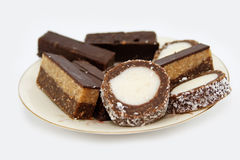 Gâteaux photos stock