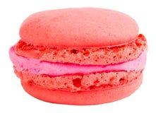 Gâteaux colorés de macarons Petits gâteaux de Français Doux et coloré Image stock