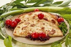 Gâteaux croustillants de tortilla photographie stock libre de droits