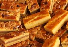 Gâteaux de beurre Image stock