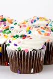 Gâteaux de cuvette Photo libre de droits