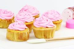 Gâteaux de cuvette photos libres de droits