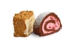 Gâteaux de Japonais Images stock