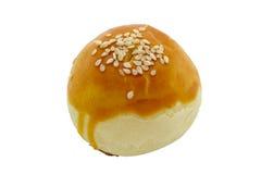 Gâteaux de jaune d'oeuf Photos libres de droits