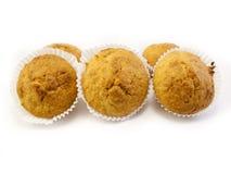 Gâteaux de noix de coco Images stock