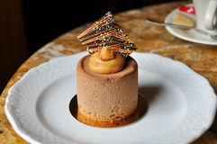 Gâteaux de praline Photo libre de droits