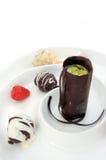 Gâteaux de praline Image libre de droits