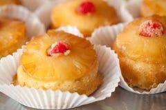 Gâteaux de tasse Images stock
