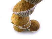 Gâteaux empilés Image stock