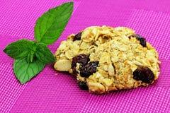 Gâteaux et biscuits images libres de droits