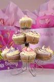 Gâteaux et cadeaux Photo libre de droits