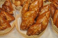 Gâteaux et tartes Photographie stock