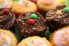 Gâteaux féeriques Images stock