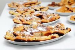 Gâteaux faits lever Image stock