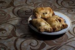 Gâteaux faits maison Image libre de droits