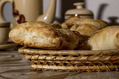 Gâteaux faits maison Photos libres de droits