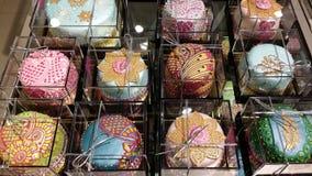 Gâteaux indiens de mandalas photo libre de droits