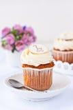 Gâteaux pour une douche de chéri Photos stock