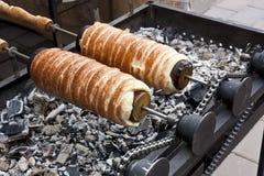 Gâteaux traditionnels de Hongrois Photo libre de droits