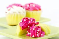 Gâteaux -- Un petit festin Image libre de droits