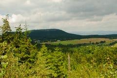 Góry sto�owe Royalty Free Stock Image