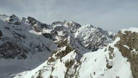 Góry w Alps zbiory