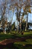 GÃ-¼ lhane Parkı Ä°stanbul, die Türkei Stockbild