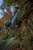 GÃrtersteiner waterfall royalty free stock photography
