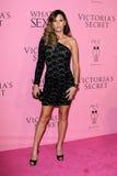 Gänseblümchen Fuentes kommt in Victoria's Secret an, was reizvoll ist? Party Stockfotografie