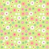 Gänseblümchen-nahtloses Muster Lizenzfreie Stockfotografie
