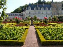 Gärten Lizenzfreies Stockfoto