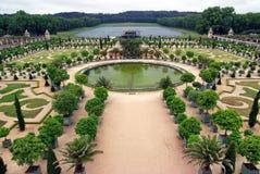 Gärten lizenzfreie stockbilder