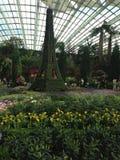 Gärten durch den Schacht Lizenzfreies Stockfoto