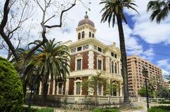 Gärten Valencias, Ayora Stockfotos