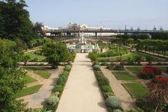 Gärten von Prinzen lizenzfreies stockfoto